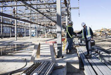 Rampart Steel Edmonton Alberta